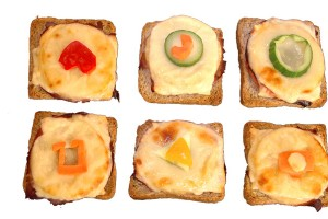 Benjamins Kochtipp: Toast Hawaii in App-Form